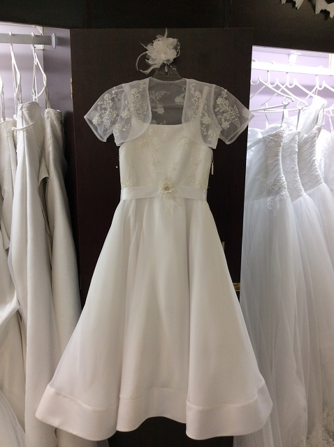 Mini Bride with Bolero F