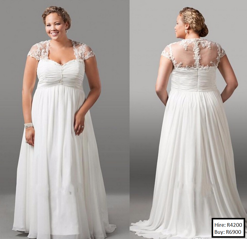 Vintage Plus Size Short Wedding Dresses Fashion Dresses