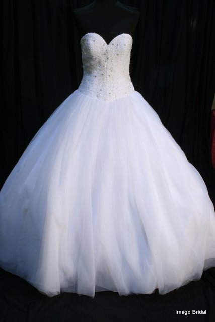 Wedding Dress Hire - Imago Bridal - Gauteng