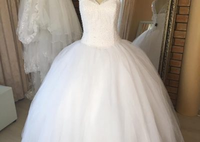 beaded bodice ballgown full pic
