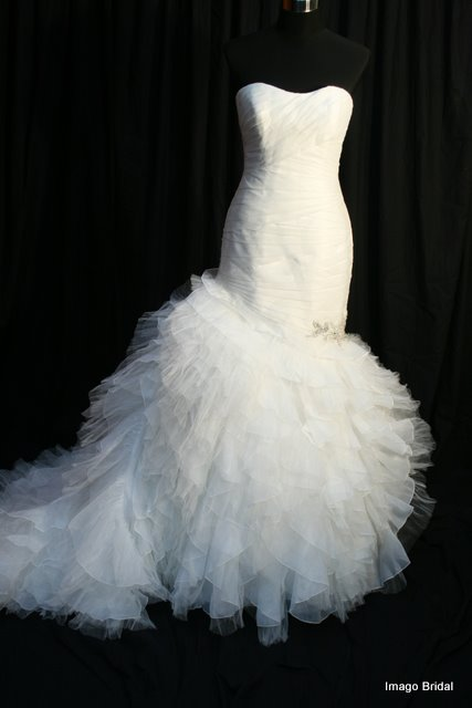 Wedding Dress Hire Imago Bridal Gauteng
